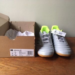 Men's Adidas COPA 20.4 Soccer Shoes/Sneakers